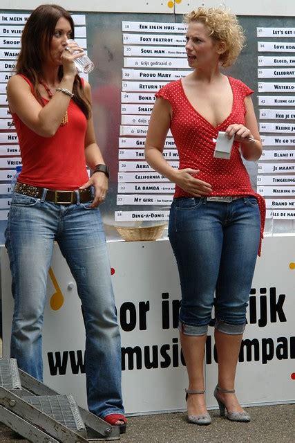 Amsterdam Women Fuck My Jeans