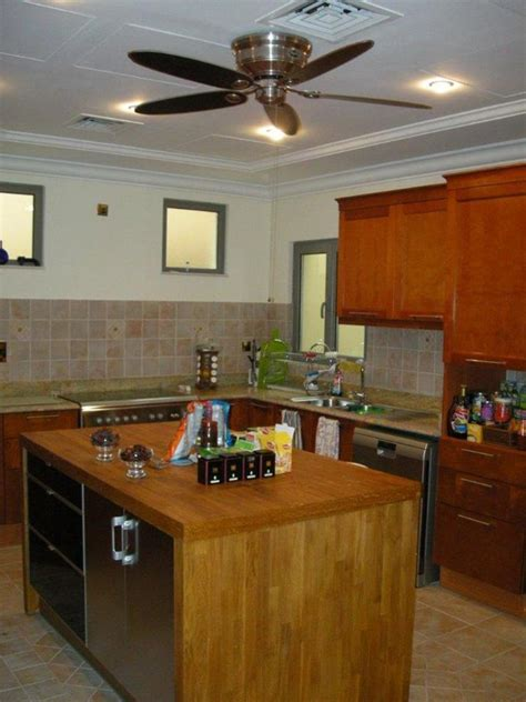 small kitchen ceiling fans lighting  ceiling fans