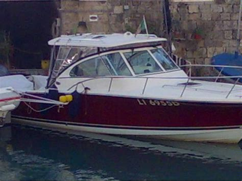 Pursuit Boats Drummond Island by Pursuit 3480 Drummond Island Runner In Tuscany Power