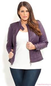 Plus Size Fashion Jackets for Women