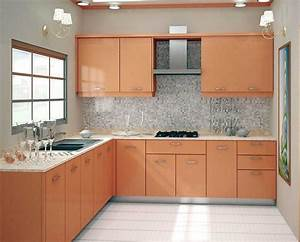 Awesome kitchen cabinet design l shape my home design for Design cabinet kitchen