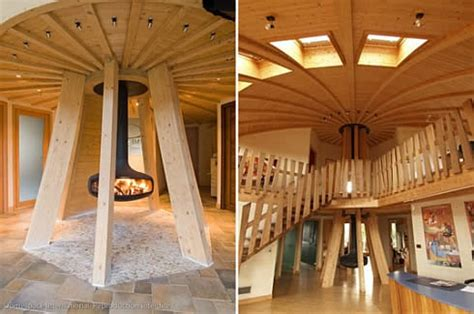 Dome Home Interior Design by Rotating Ufo Homes Solaleya Domes Freshome