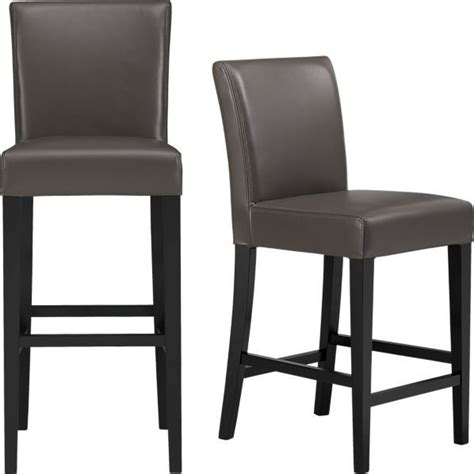 Crate And Barrel Lowe Chair Smoke by 25 Best Ideas About Leather Bar Stools On