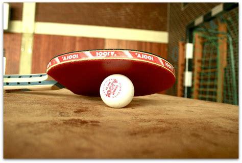 comment choisir sa raquette de ping pong sport efforts records