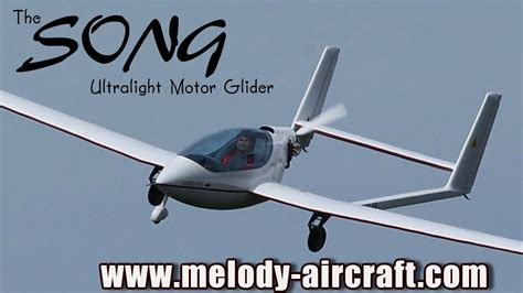 Motorboat The Song by Song Ultralight Aircraft Motor Glider From Melody Aircraft