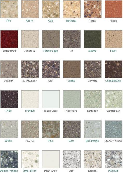 Best 25  Corian countertops colors ideas on Pinterest