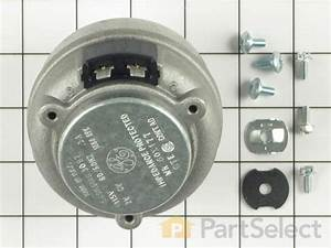 Condenser Fan Motor Wr60x177