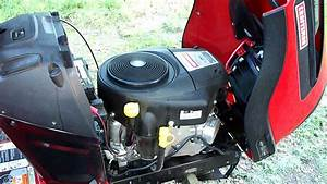 Craftsman Yt4000 Lawn Tractor 26hp Briggs And Stratton
