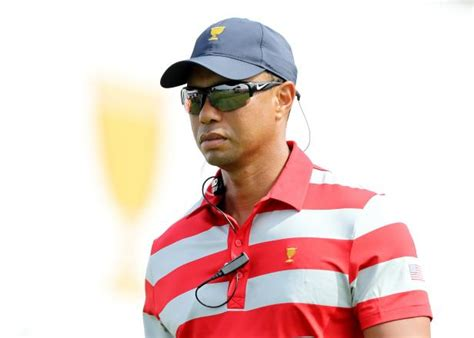 Presidents Cup 2017: Tiger Woods, despite year from hell ...