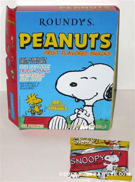 peanuts snacks collectpeanuts com