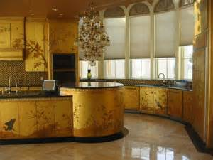 backsplash tiles for kitchen ideas glam it up gold kitchens abode