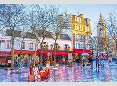 Paris' Montmartre District Tour Bus2alps