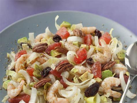 recette de cuisine minceur salade d 39 endives plemousse et crevettes recette de
