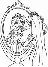 Mirror Coloring Pages Mirror4 sketch template