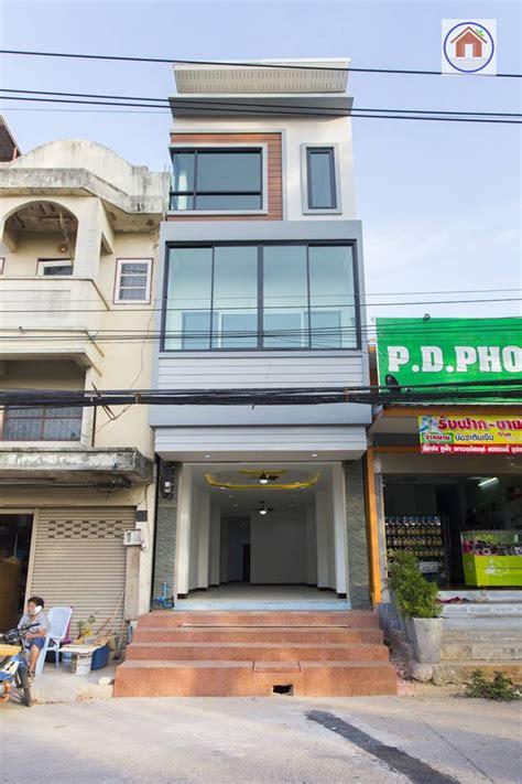 บ้านสามชั้นบนที่ดินหน้าแคบ 3 ห้องนอน 3 ห้องน้ำ ฟังก์ชันครบครันสะดวกสบาย เป็นร้านขายของได้ด้วย ...