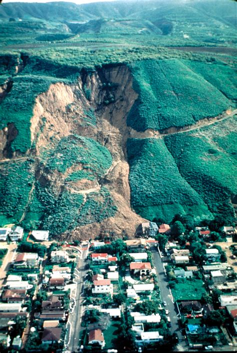 Reading: Landslide Types and Processes | Geology