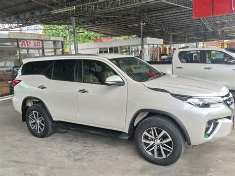 toyota thailand toyota fortuner 2016 4x4 thailand exporter