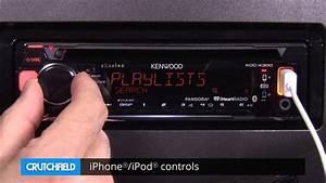 Kenwood Excelon Kdc-x300 Display And Controls Demo