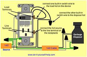 Wiring Diagram For Gfi Switch Combo