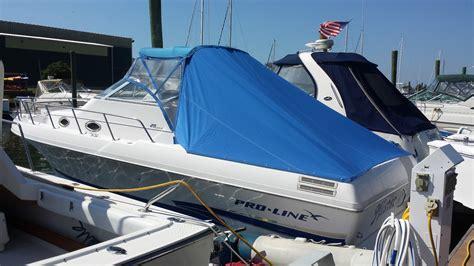 Proline Inboard Boats by Proline 29 Walk Boat For Sale From Usa