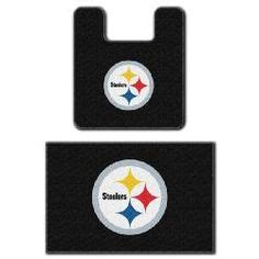 Pittsburgh Steelers Bathroom Set by Steelers Bathroom On Football Rooms Football