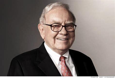 billionaire warren buffett elite choice