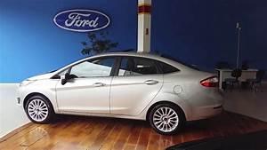 Novo Ford New Fiesta Sedan 2016