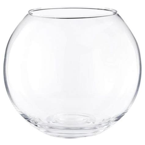 Glass Bowl Vase by Buy Small Glass Bowl Vase From Our Vases Bowls Range Tesco