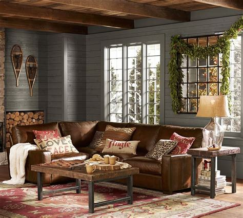 25 best ideas about brown leather couches on