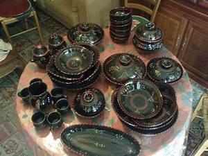 Service A Vaisselle : service complet vaisselle ma boutique c 39 est mon grenier ~ Teatrodelosmanantiales.com Idées de Décoration