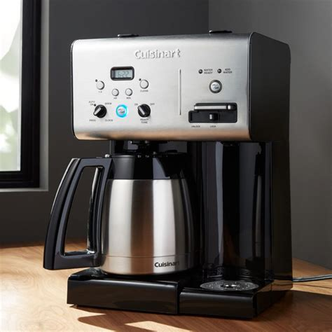 cuisinart   cup programmable coffee maker  hot