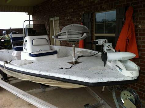 Boat Upholstery Kirkland by 2008 Kirkland 1770 Cc Bay Boat For Sale In Louisiana