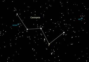 MONTESSORI ASTRONOMY : The Constellations - Cassiopeia ...