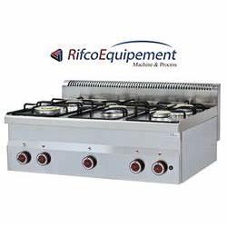 Cuisiniere Gaz 5 Feux : cuisson rifco equipement ~ Edinachiropracticcenter.com Idées de Décoration