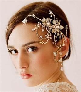 Accessoires Deco Mariage : accessoire de cheveux mariage 3 d co ~ Teatrodelosmanantiales.com Idées de Décoration