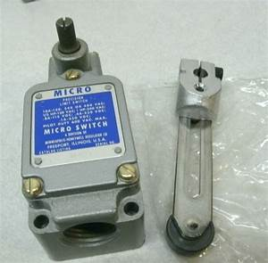 Honeywell Micro Switch 1ls23  Limit Side Actuator  Spdt