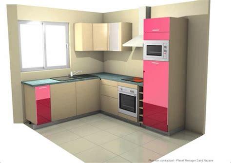 plan en 3d cuisine planet menager nazaire cuisines réalisation de