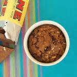Chocolate Croissant Baked Oatmeal - The Breakfast Drama Queen