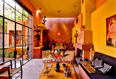 Marvelous Mexican Living Rooms