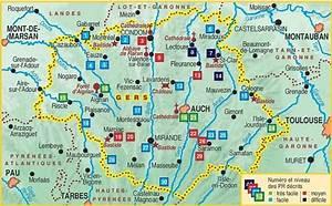 Carte Du Gers Détaillée : info le gers ~ Maxctalentgroup.com Avis de Voitures