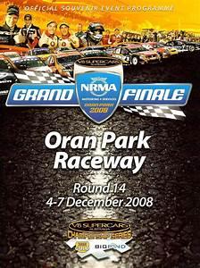 2008 V8 Supercar Championship Series Programmes