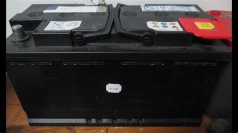 Volvo S80 Battery by Volvo S80 3 2l Battery Change Out