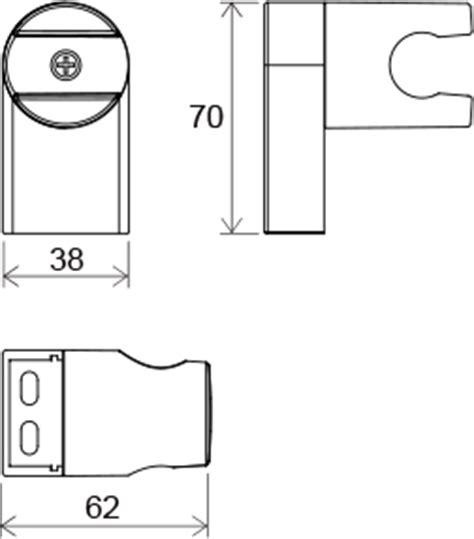 barre avec accroche de douche coulissante 90 cm ravak a s