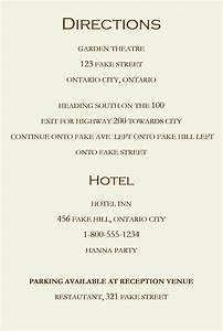 wedding planning viii wedding invitations sophster toaster With directions for wedding invitations free