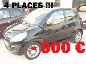 Ma Voiture D Occasion : voiture sans permis occasion 06 taxi et chauffeur priv ~ Gottalentnigeria.com Avis de Voitures