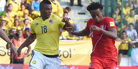 Canales para ver en vivo colombia vs. Perú vs. Colombia: ¿cuánto evolucionó el once titular de ...