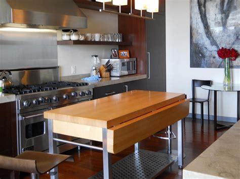 how to build a portable kitchen island portable kitchen islands hgtv