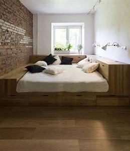 Bett Auf Podest : die besten 25 bett stauraum ideen auf pinterest unter bett aufbewahrung bett mit stauraum ~ Sanjose-hotels-ca.com Haus und Dekorationen