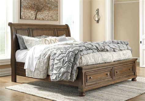 flynnter queen storage bed