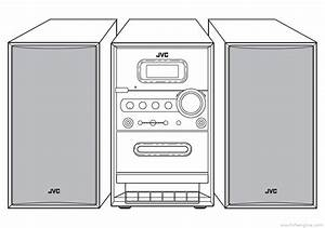 Jvc Fs-h100 - Manual - Compact Component System